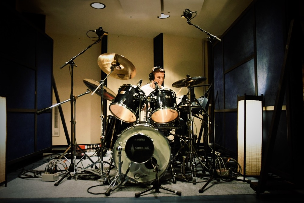 Ghost Of Youth Heikki Hovi Astia-studio A drum room