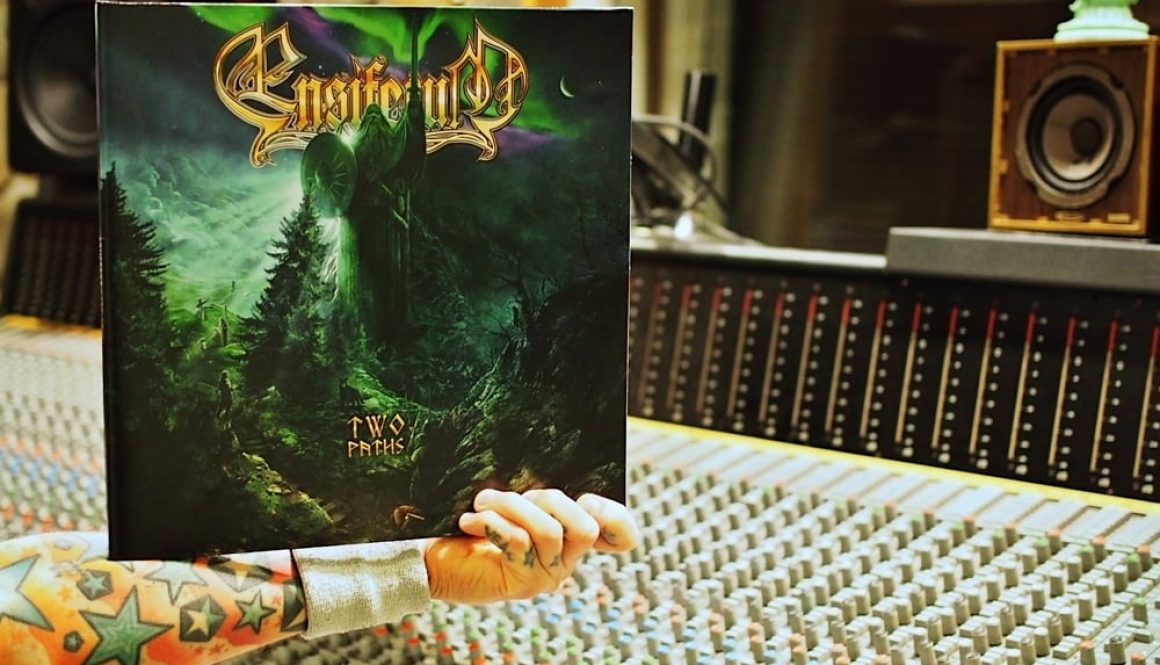 How Ensiferum ended up recording Two Paths on tape pt.2