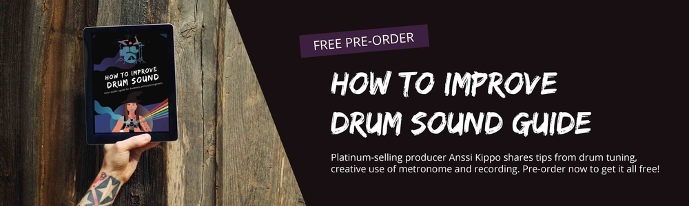 How to improve drum sound - Astia-studio guide